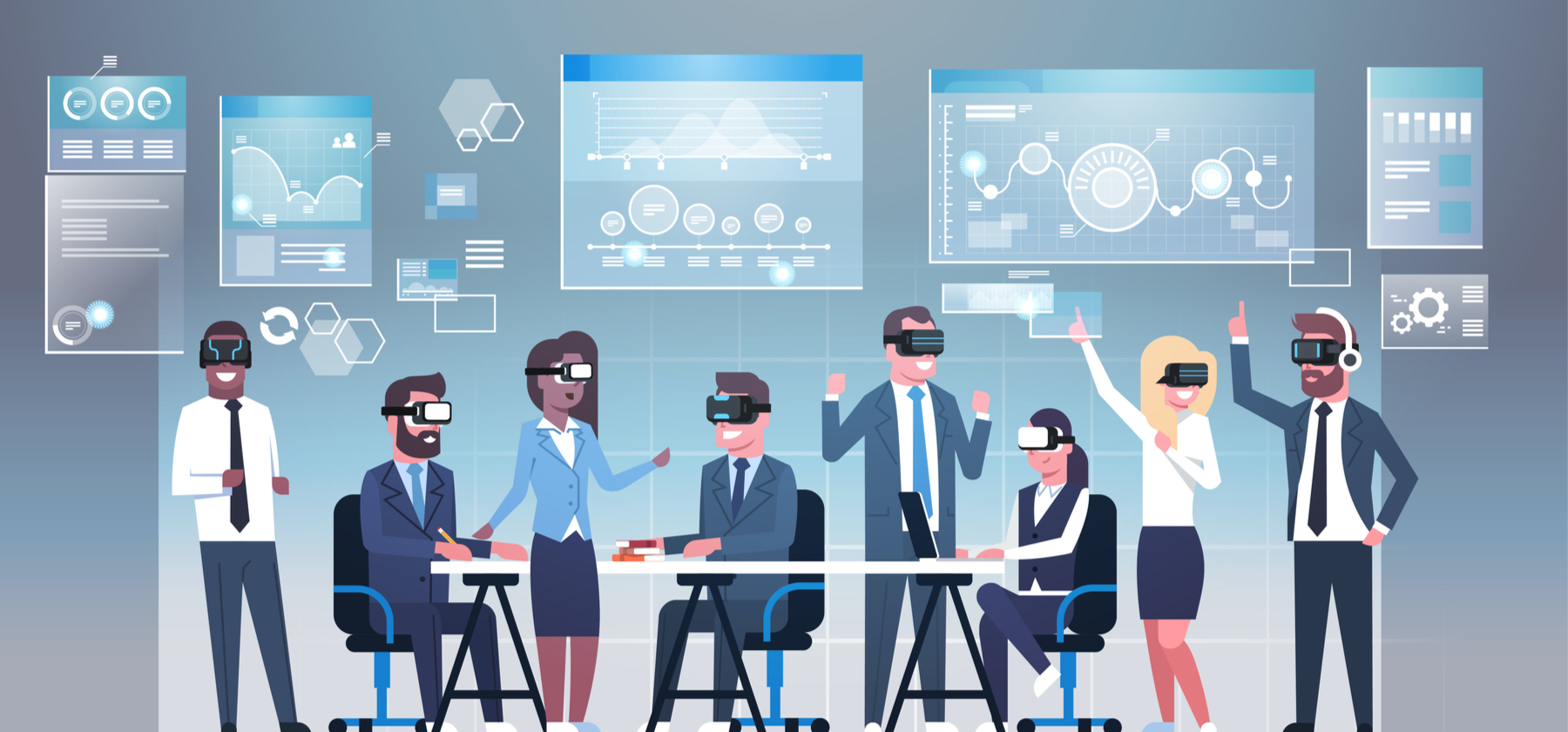 How to Use VR Technologies for Medical Events